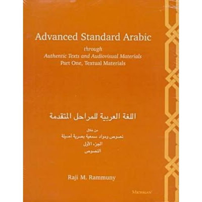 Advanced+Standard+Arabic+through+Authentic+Texts