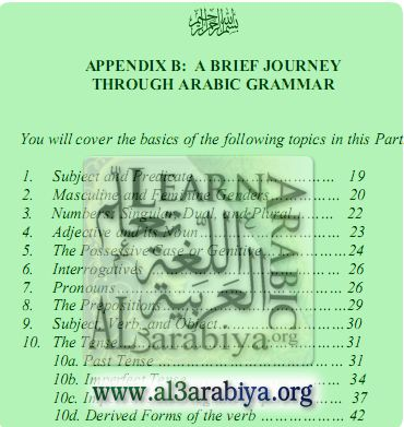 brief-journey- through-Arabic-Grammar